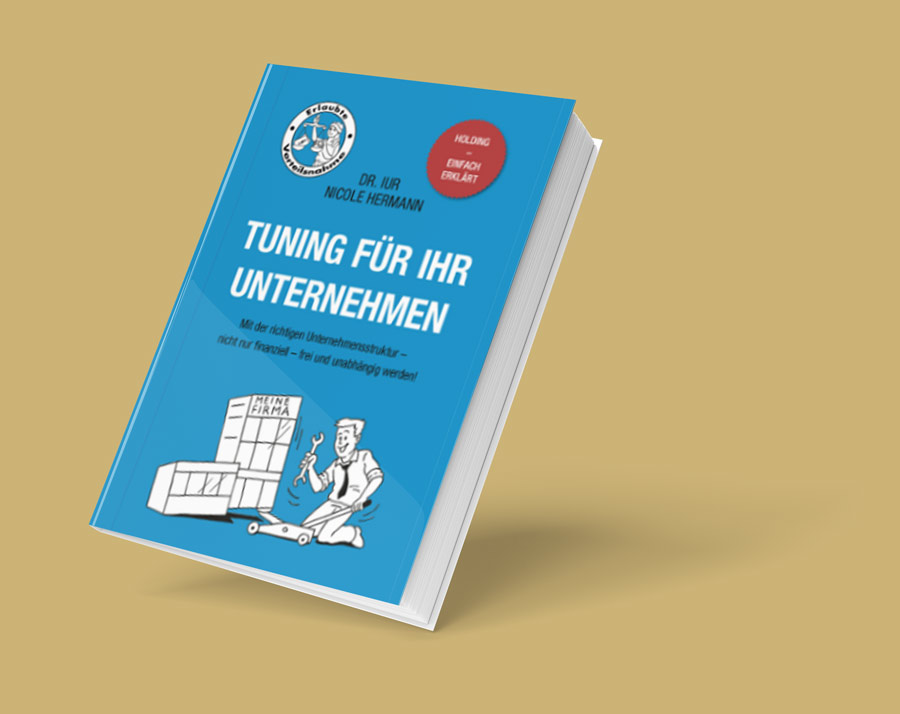 Buch Cover Tuning für ihr Unternehmen